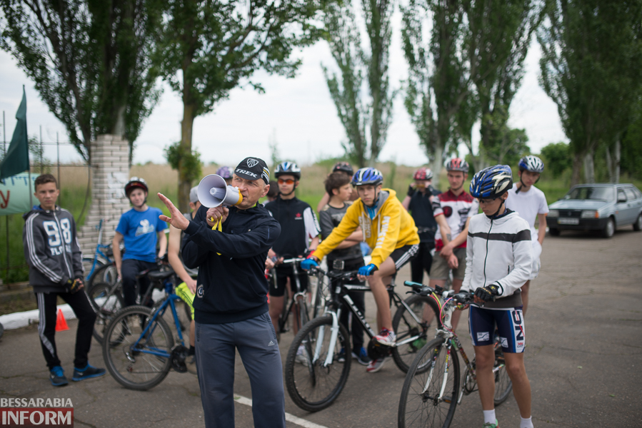 SME_7597 В Измаиле прошли соревнования по велоспорту (фото)