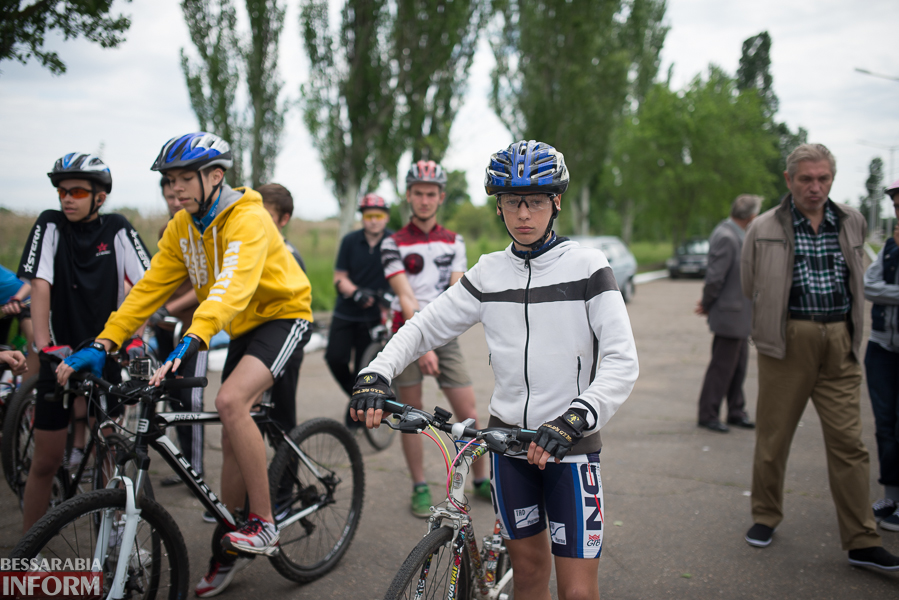 SME_7603 В Измаиле прошли соревнования по велоспорту (фото)