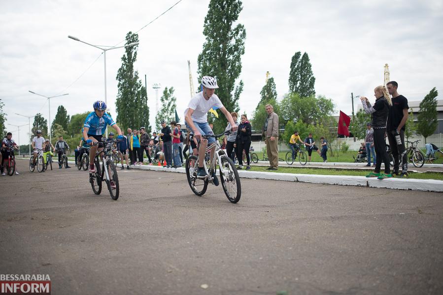 SME_7625 В Измаиле прошли соревнования по велоспорту (фото)