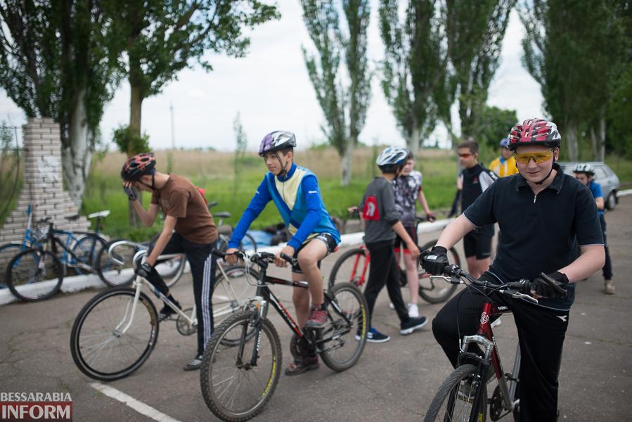 SME_7645 В Измаиле прошли соревнования по велоспорту (фото)