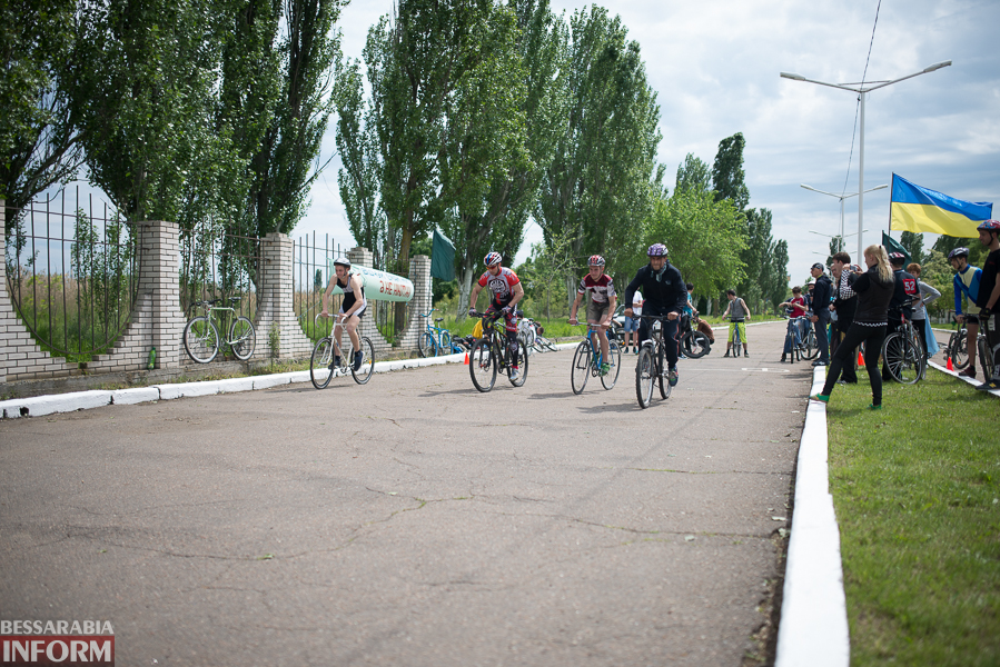 SME_7671 В Измаиле прошли соревнования по велоспорту (фото)