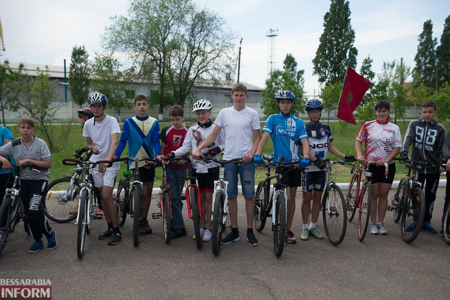 SME_7751 В Измаиле прошли соревнования по велоспорту (фото)