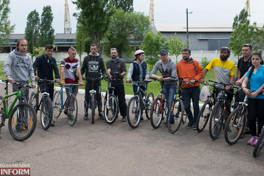 SME_7755 В Измаиле прошли соревнования по велоспорту (фото)