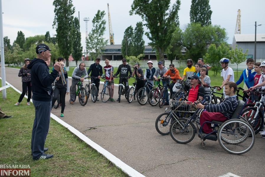 SME_7762 В Измаиле прошли соревнования по велоспорту (фото)