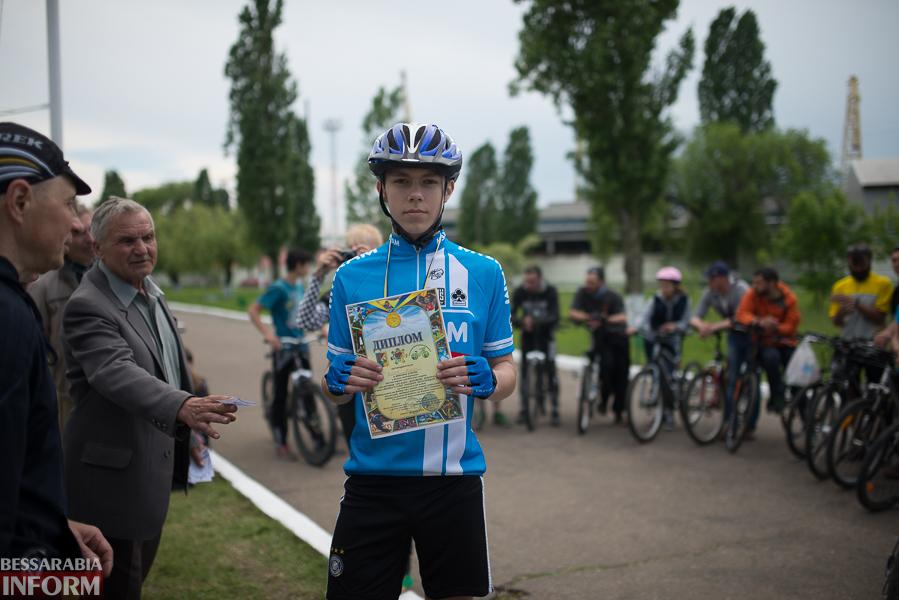 SME_7794 В Измаиле прошли соревнования по велоспорту (фото)