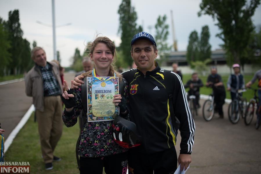 SME_7847 В Измаиле прошли соревнования по велоспорту (фото)