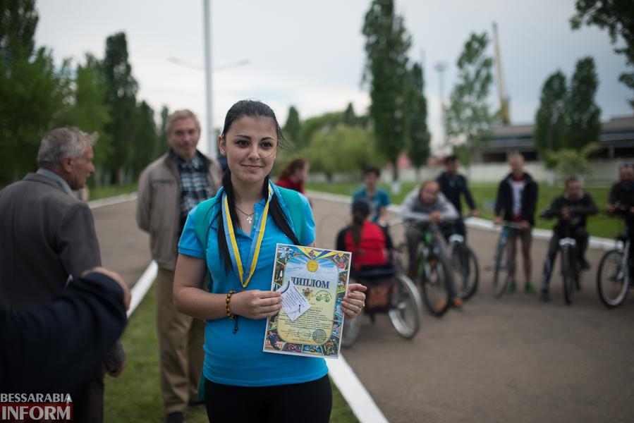 SME_7856 В Измаиле прошли соревнования по велоспорту (фото)
