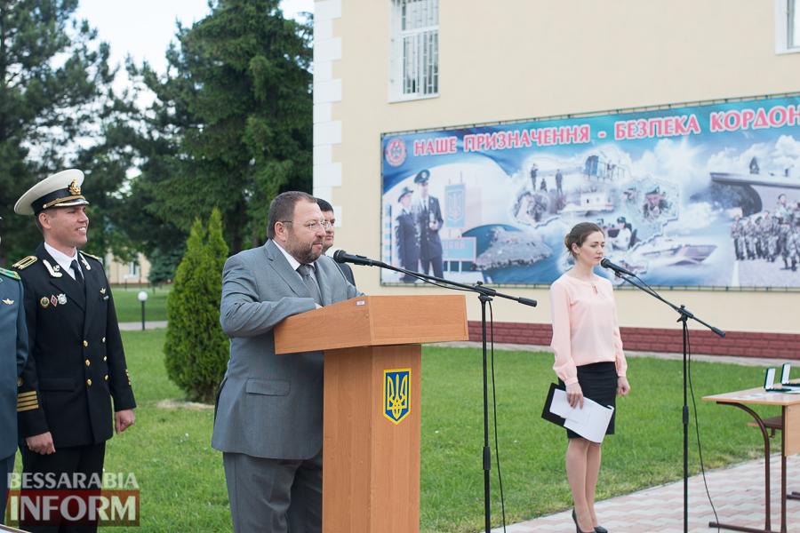 SME_9571 Граница на замке - в Измаиле отмечали День пограничника (ФОТО)