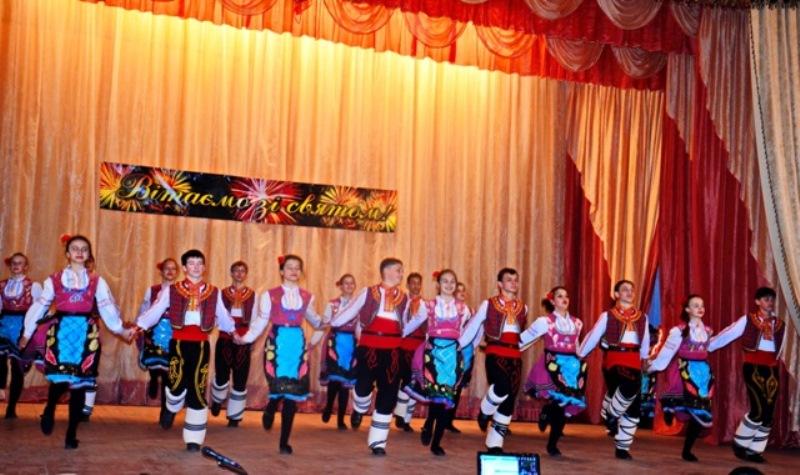 Народные ансамбли Измаильщины получили первые призовые места на фестивале в Болгарии