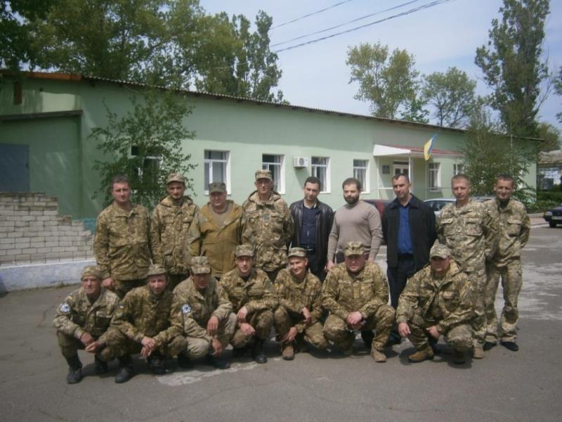 p4290140 С целью прикрытия Бессарабии в Сарату прибыли первые военнослужащие ВСУ (фото)