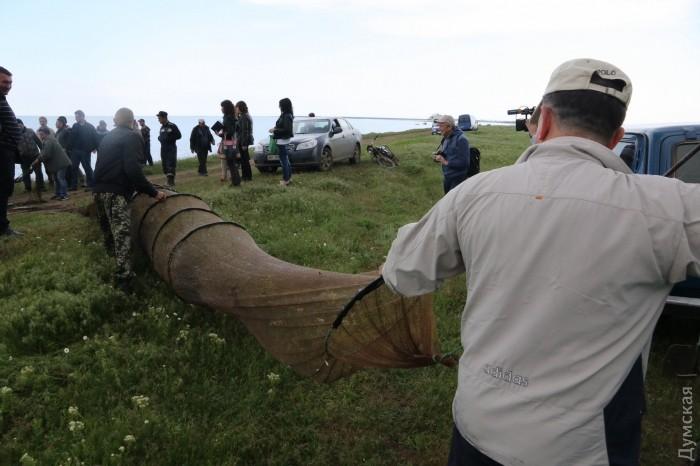 В Татарбунарском р-не браконьеры подрались с инспекторами и общественниками
