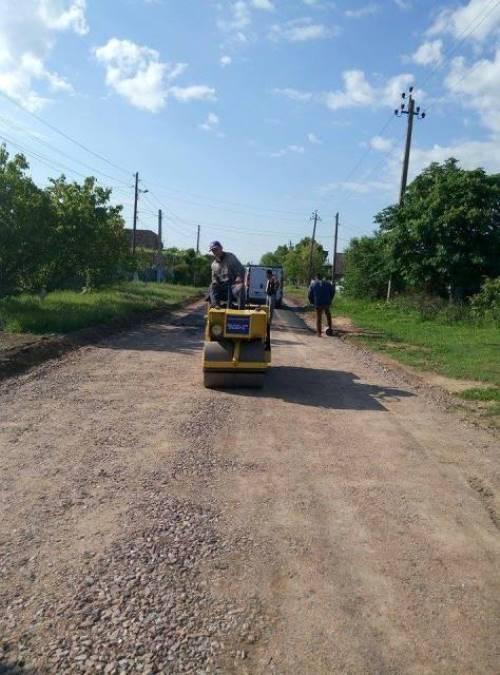 12 Фотоотчет: горячая пора ремонтов на объектах Измаильщины
