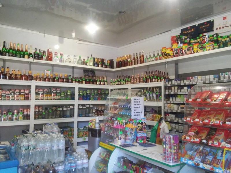 В Измаиле Автомайдан накрыл точки реализации безакцизного алкоголя и сигарет (ФОТО)