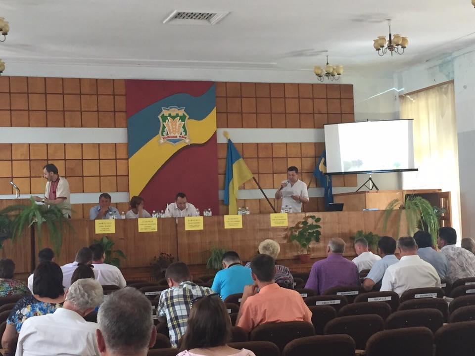 В Килии состоялась важная для города, района и всего Придунавья экологическая конференция