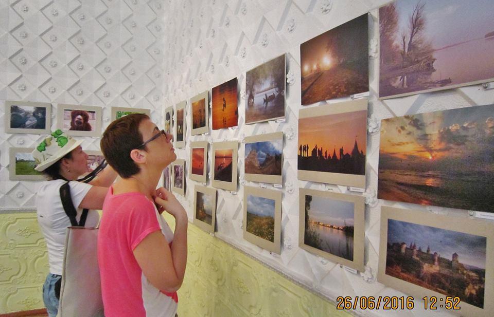 "13532973_283829945304133_1106123374352688604_n В Килии открылась выставка работ фото-клуба ""Beneraf"" (ФОТО)"