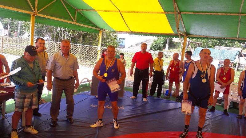 Измаильский спортсмен стал чемпионом Украины по вольной и греко-римской борьбе