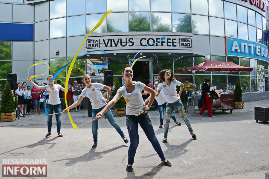 9KEo7tSWcaE Измаил: яркий детский праздник от «VIVUS COFFEЕ» (фото)
