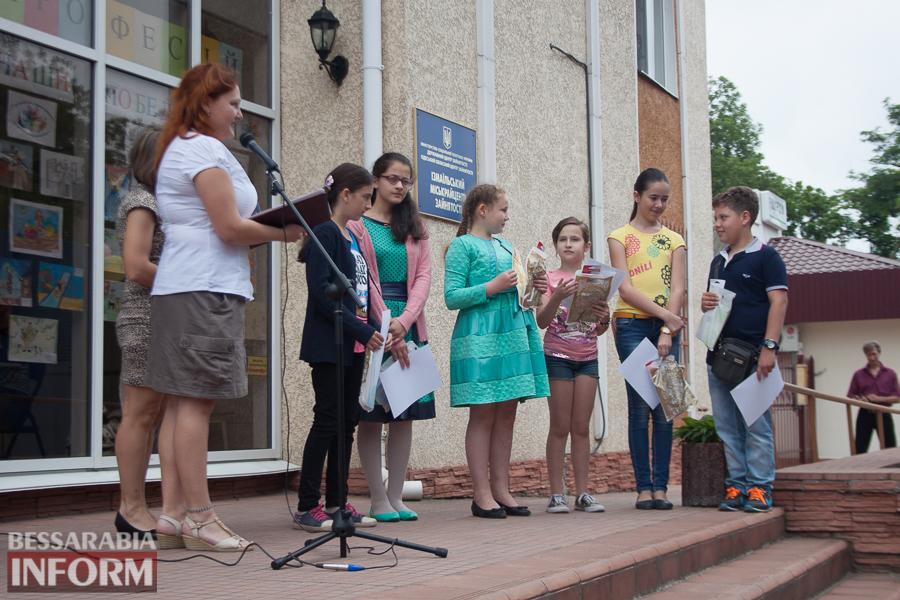 IMG_0042 Измаил: дети определялись с профессией с помощью творчества (ФОТО)