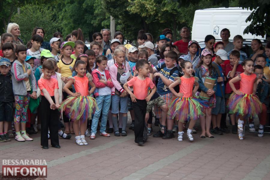 Измаил: дети определялись с профессией с помощью творчества (ФОТО)
