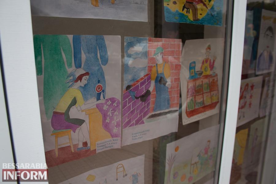 IMG_0065 Измаил: дети определялись с профессией с помощью творчества (ФОТО)