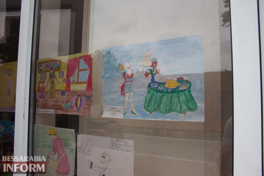 IMG_0066 Измаил: дети определялись с профессией с помощью творчества (ФОТО)