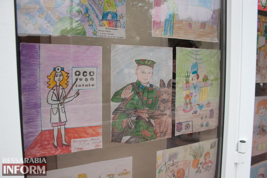 IMG_0070 Измаил: дети определялись с профессией с помощью творчества (ФОТО)