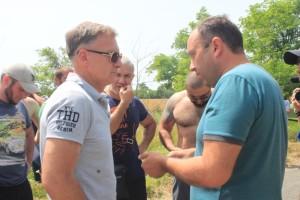 IMG_0322-300x200 Измаильский р-н: в Новой Покровке вновь вспыхнула земельная война (фото, видео)