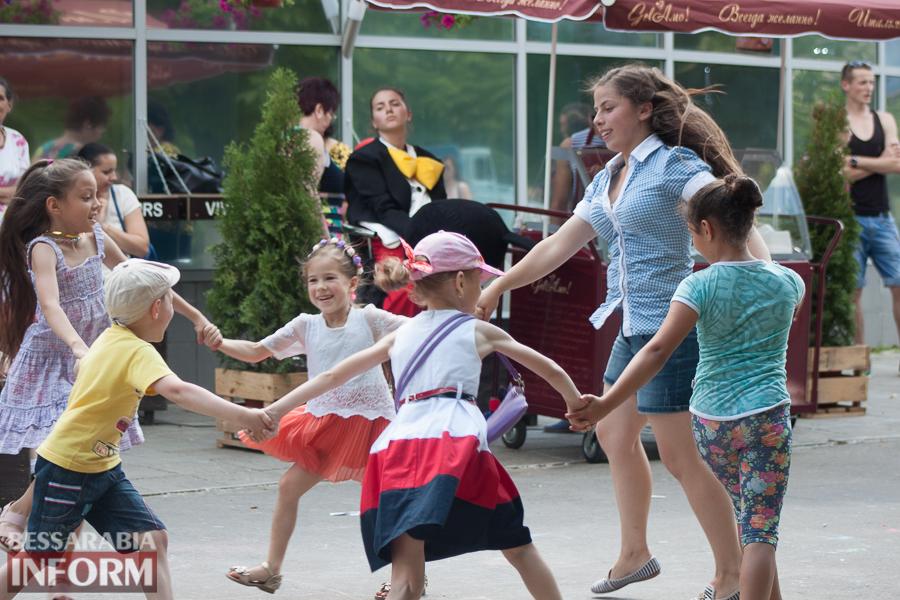 IMG_9976 Измаил: яркий детский праздник от «VIVUS COFFEЕ» (фото)