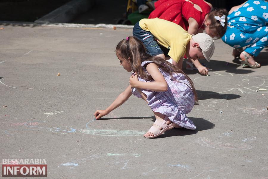 IMG_9980 Измаил: яркий детский праздник от «VIVUS COFFEЕ» (фото)