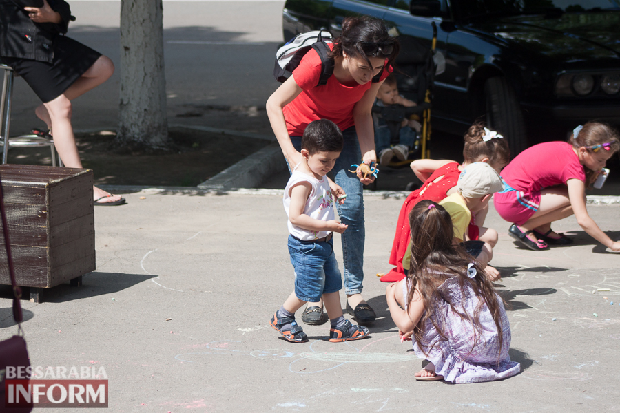 IMG_9983 Измаил: яркий детский праздник от «VIVUS COFFEЕ» (фото)
