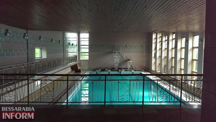 Измаильский р-н: в селе Каменка модернизировали плавательный бассейн (ФОТО)