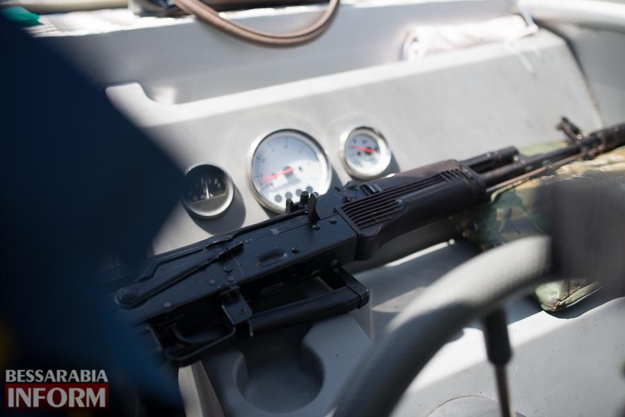 SME_2834 Измаильским журналистам показали работу пограничников (ФОТО)