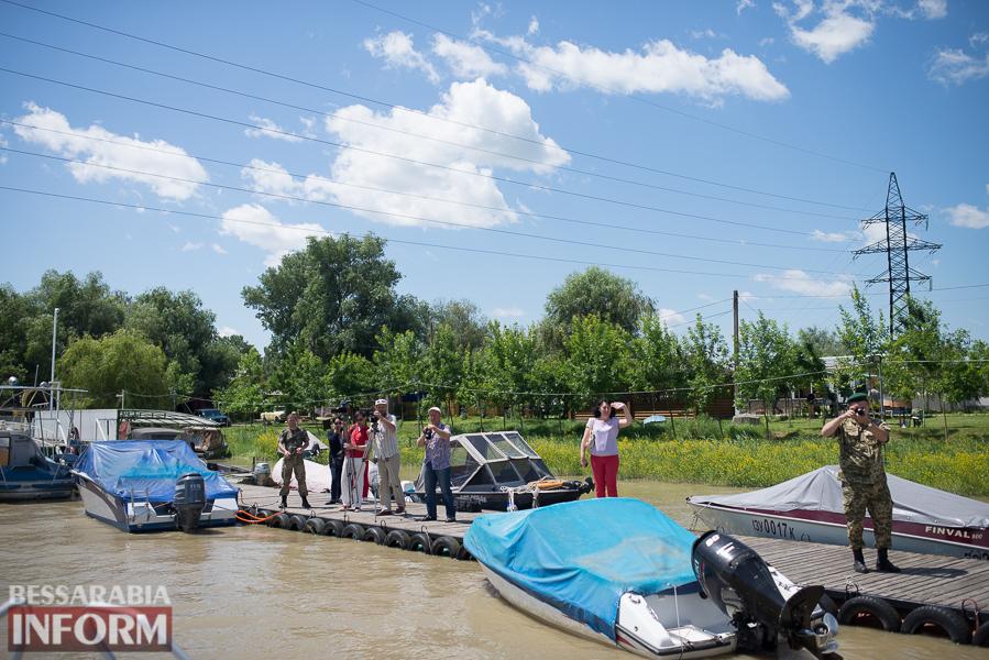 SME_2836 Измаильским журналистам показали работу пограничников (ФОТО)
