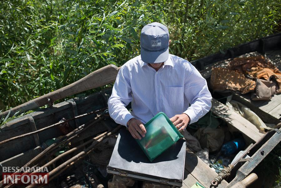 SME_2849 Измаильским журналистам показали работу пограничников (ФОТО)