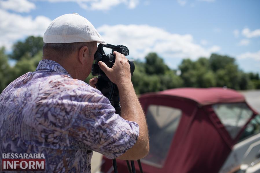 SME_2941 Измаильским журналистам показали работу пограничников (ФОТО)