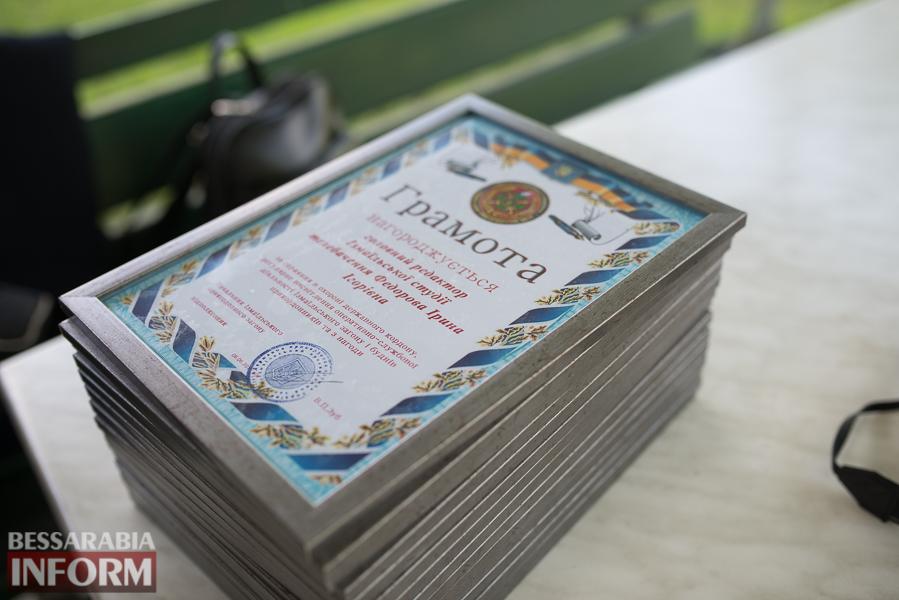 SME_2952 Измаильским журналистам показали работу пограничников (ФОТО)