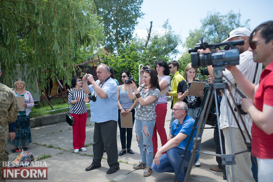 SME_2987 Измаильским журналистам показали работу пограничников (ФОТО)