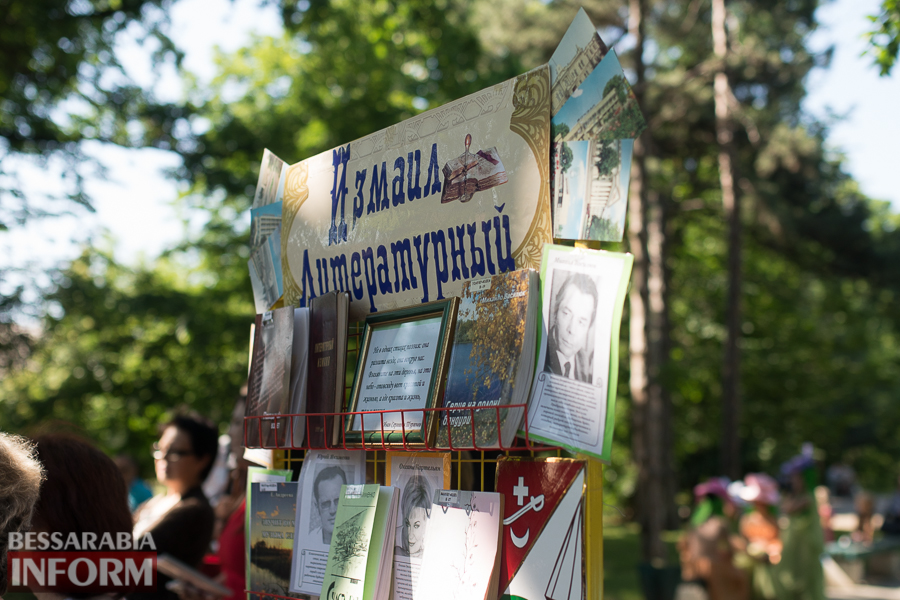 SME_3262 Природа Бессарабии вдохновляет на творчество - в Измаильском горсаду прошел поэтический пленэр (ФОТО)