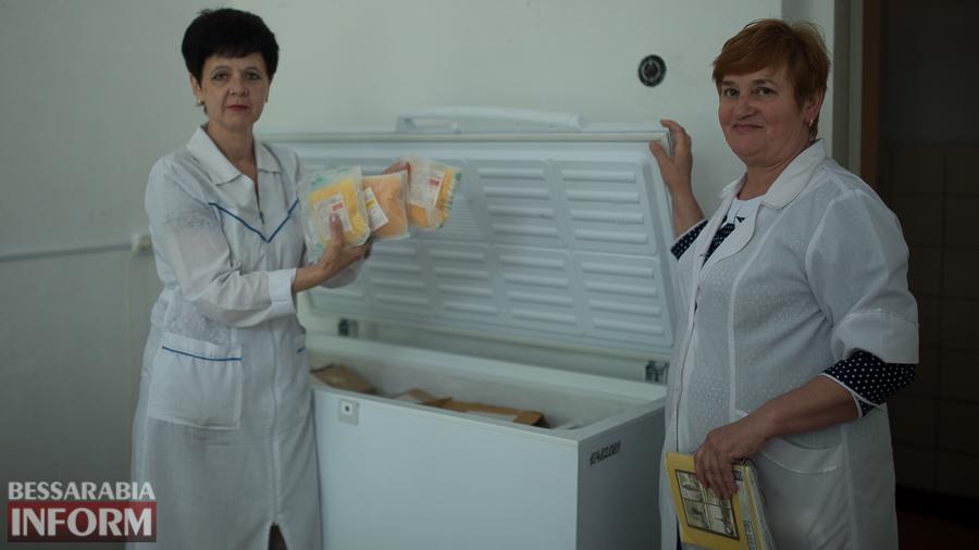 SME_4738 За год измаильчане сдали 650 литров крови (ФОТО)