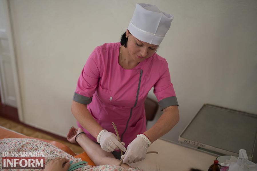 SME_4764-2 За год измаильчане сдали 650 литров крови (ФОТО)