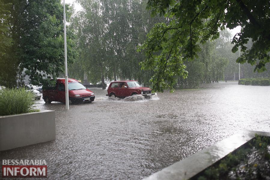 Измаильский потоп. Часть 2-я (фоторепортаж)
