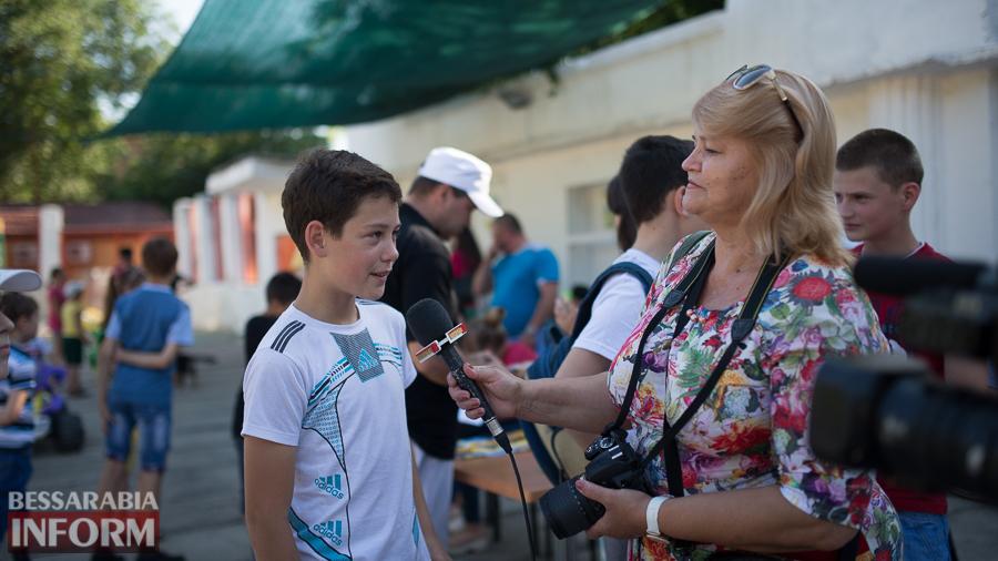 SME_5141 Возрождение мини-гольфа в Измаиле - на сей раз играли дети (ФОТО)