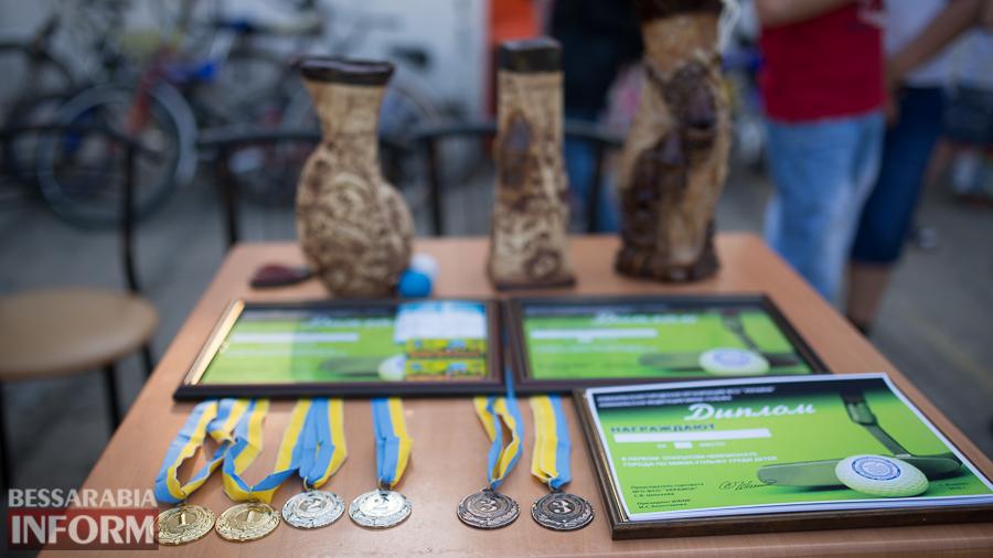 SME_5146 Возрождение мини-гольфа в Измаиле - на сей раз играли дети (ФОТО)