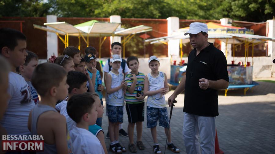 SME_5158 Возрождение мини-гольфа в Измаиле - на сей раз играли дети (ФОТО)