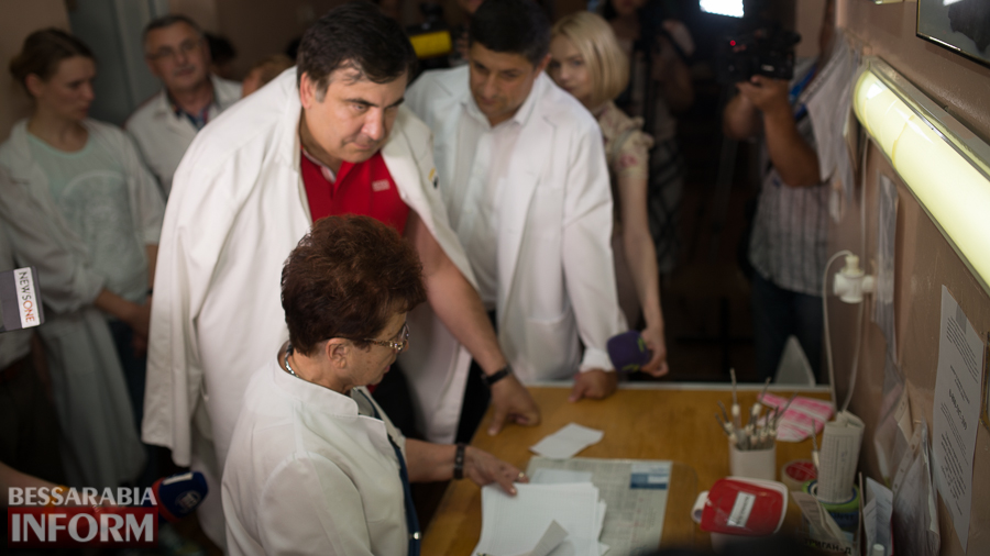 SME_5408 Ситуацию со вспышкой кишечной инфекции в Измаиле удалось стабилизировать