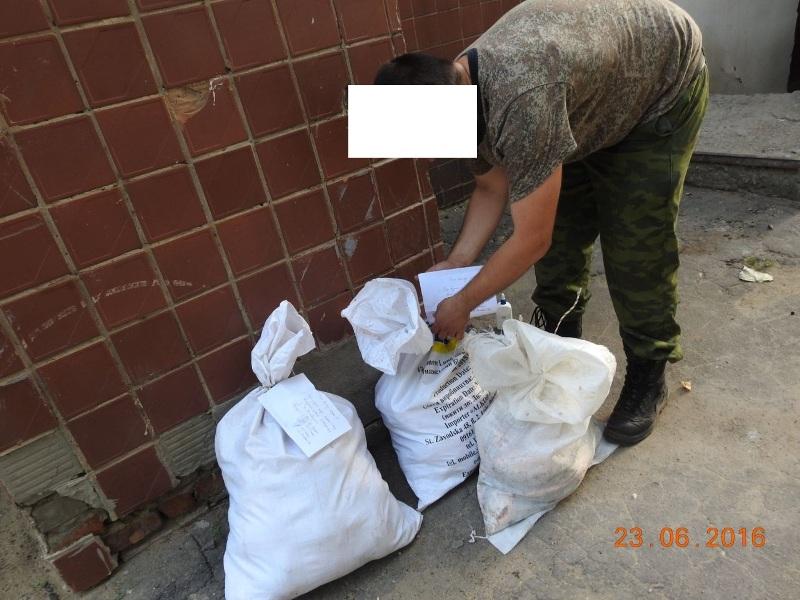 Пограничники Измаильского отряда задержали мужчину,скупавшего рыбу у браконьеров (фото)