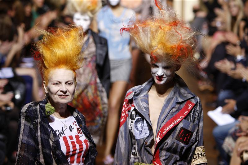 westwood Мода в часах от Vivienne Westwood