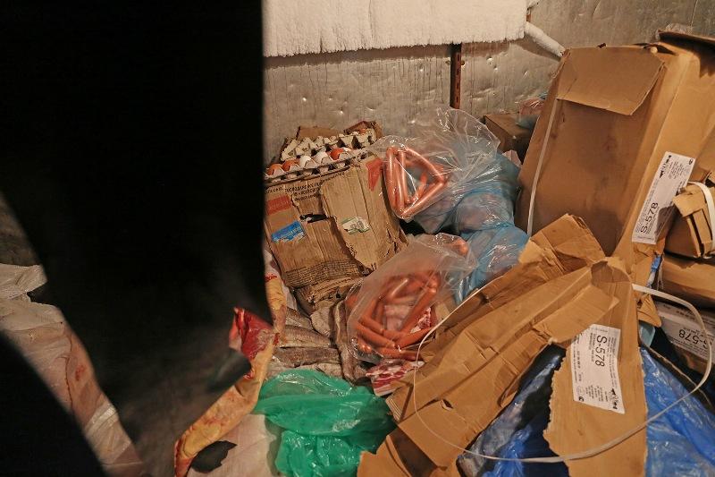 В Одесской области солдат кормили протухшими продуктами (фото)