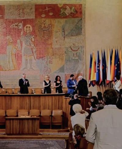13686743_1245556455474733_7749565530335691180_n Саакашвили вручили награду Свободы в Чехии