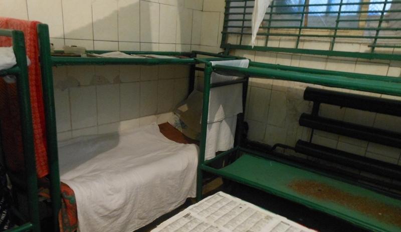 2206 Омбудсмен сравнила условия содержания заключенных в Измаильском СИЗО с пытками (добавлены фото)